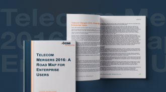 Telecom Mergers 2016: A Road Map for enterprise users